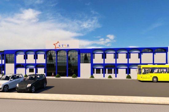 افتتاح مبنى للمرحلة الثانوية وإطلاق برنامج المرحلة التأسيسية الخامسة