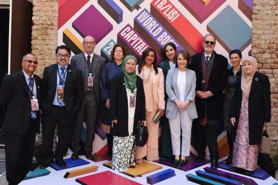 """تتويج تبليسي بلقب """"العاصمة العالمية للكتاب للعام 2021"""""""
