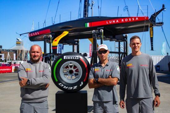 بيريللي تطرح إطاراً مخصصاً لسباقات الفورمولا 1