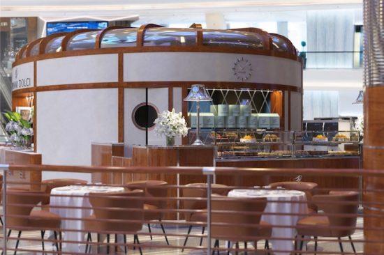 علامة شيبرياني تفتتح مطعم شيبرياني دولشي في دبي مول