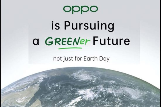 OPPO is doing our part as a global citizen
