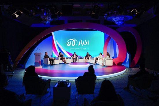Akhbar Al Aan reveals a fresh new visual identity