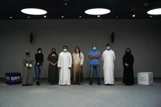 """برنامج الفنون التشكيلية من """"دبي للثقافة"""" يعود بباقة ثرية"""