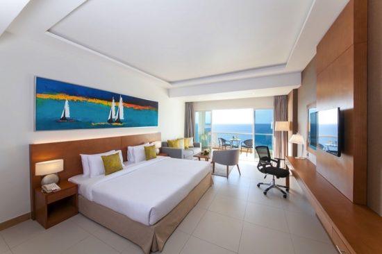 Ramada Beach Hotel Ajman unveils room