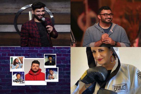 مهرجان دبي للكوميديا يستقطب باقة جديدة من نجوم الكوميديا