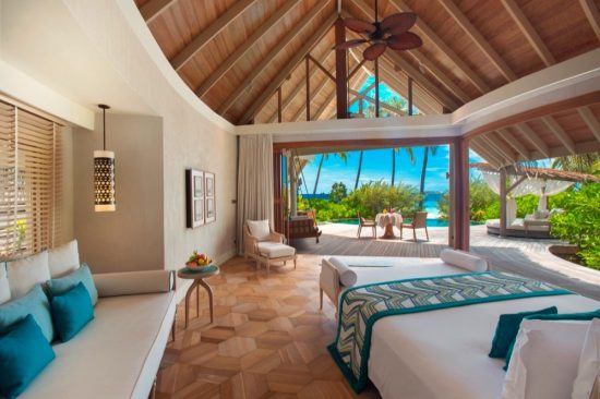 """جزيرة ميلايدو المالديف تحوز على تصنيف """"أفضل الأفضل"""""""