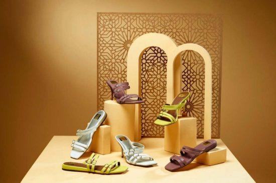 شومارت تطلق أول مجموعة أحذية بالتعاون مع المصممة السعودية لولو الحسن