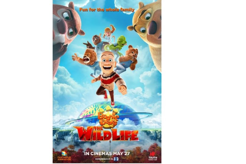 Boonie Bears 7th series 'The Wildlife' on UAE screens