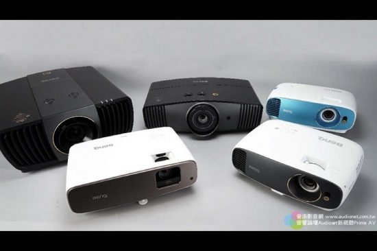 BenQ Ranked No.1 4K Projector Brand in Both Middle East