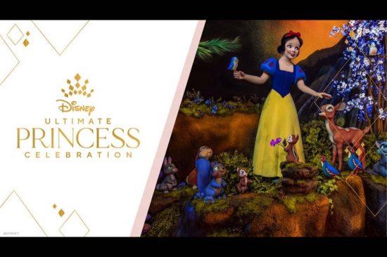 ديزني تُطلق احتفال الأميرات الكبير في الشرق الأوسط
