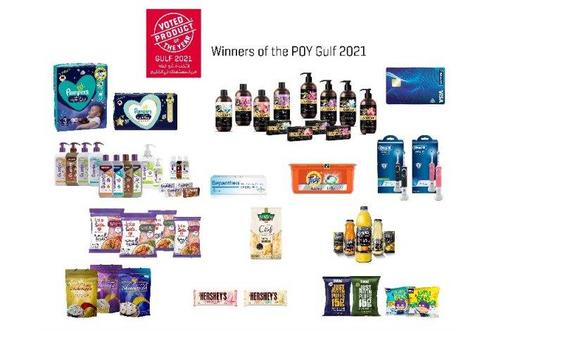 Product of The Year Gulf Announces 2021 Award Winners