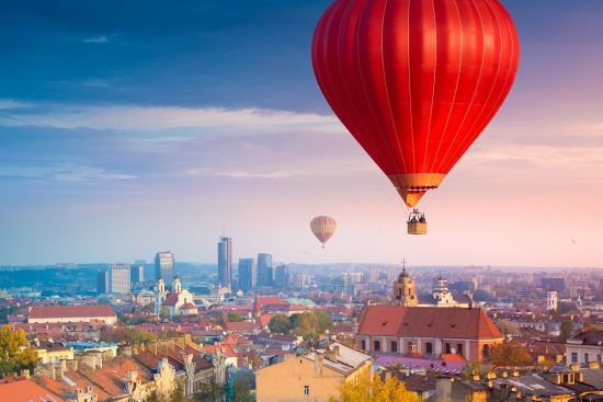 Lithuania – the country open for co-creation