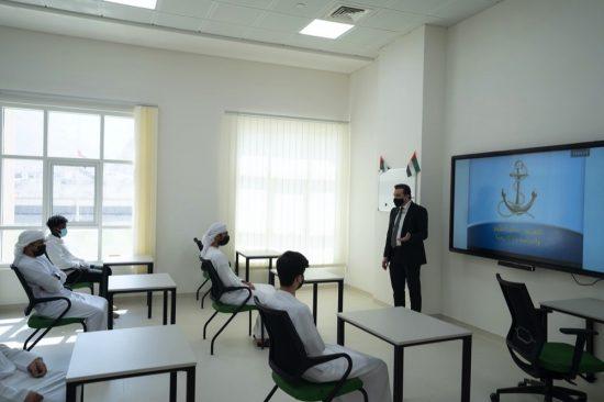 الأكاديمية العربية للعلوم والتكنولوجيا والنقل البحري فرع الشارقة