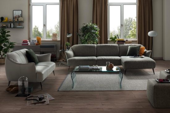 Add prestige to your office space with Natuzzi Editions