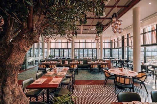 """مطعم """"إيزولا"""" يستحضر أجواء الريفييرا الإيطالية إلى دبي"""