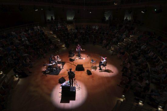 عازف الكلارينت كنان العظمة يتألق في فعالية موسيقية عالمية