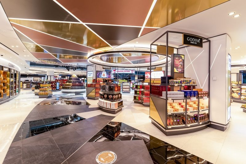 RELEX Solutions to Optimize Qatar Duty Free's Microspace Planning
