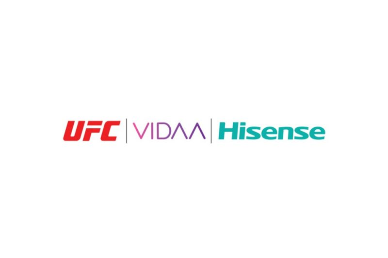 UFC FIGHT PASS® to Be Made Available on VIDAA-Powered Hisense and Toshiba Smart TVs