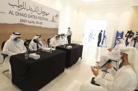 SCCI increases Al Dhaid Dates Festival prizes value to AED 1.5 million