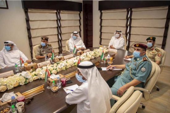 Sharjah Ports and Border Points Committee carries out all recommendations