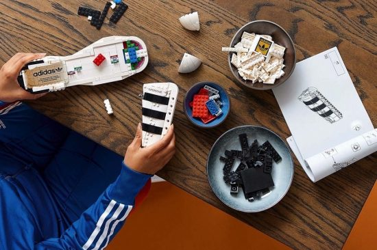 Exclusive LEGO® X adidas collaboration drops at THAT Concept Store