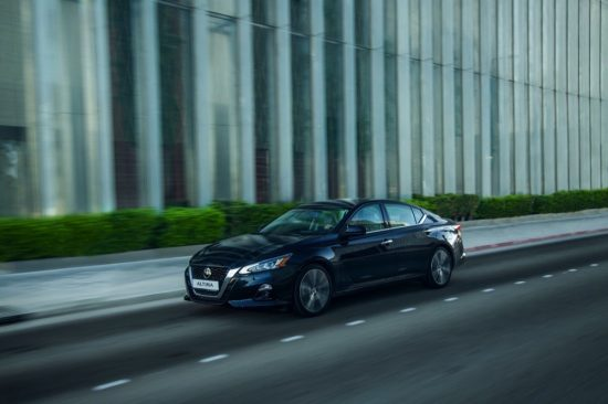 Driving the future of innovation: 2021 Nissan Altima with ProPILOT assist