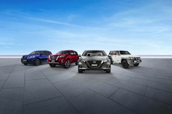 Blaze through the heat with AAC Nissan's Summer campaign