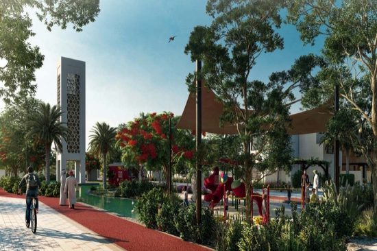 Sharjah Sustainable City Teams Up with American University of Sharjah
