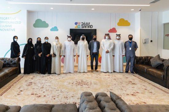 Emirates Autism Association visits Sanad Village