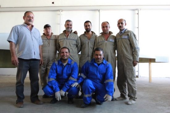 Dolphin Speed Boats supplies the Egyptian market