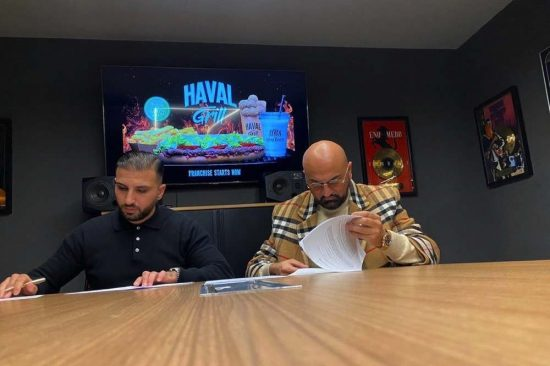 """Aras Group prepares to open the first branch of the famous German restaurant """"Haval Grill"""""""