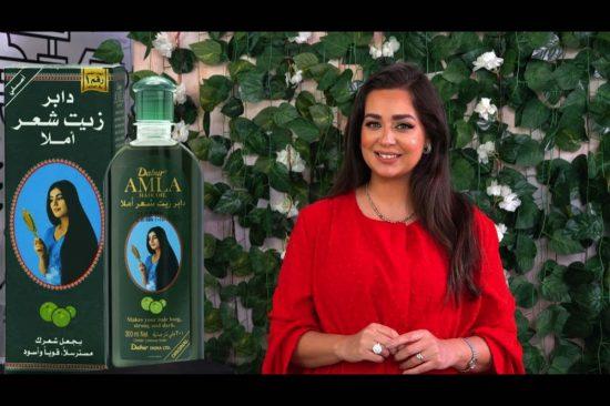 Answers to be credited to Heba Magdi, Brand Ambassador, Dabur Amla.