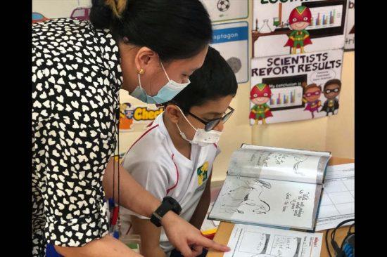 مدرسة Bright Learners Private School تبرم اتفاقية شراكة مع الشيخة سلامة من أبوظبي