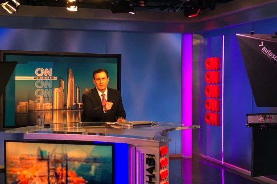 EX-CNN ANCHOR JOHN DEFTERIOS JOINS APCO WORLDWIDE,