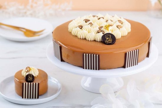 COFFEE BESTSELLERS INSPIRE NEW CAKES AT MISTER BAKER
