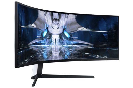 سامسونج تطلق خدمة الطلب المسبق على شاشات Odyssey G9
