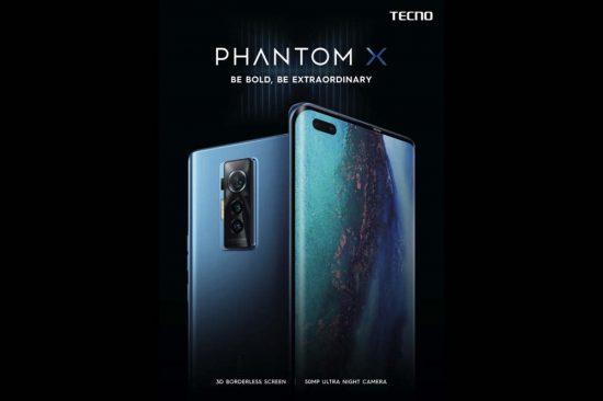 "TECNO Mobile Launches Its New Masterpiece ""Phantom X"""