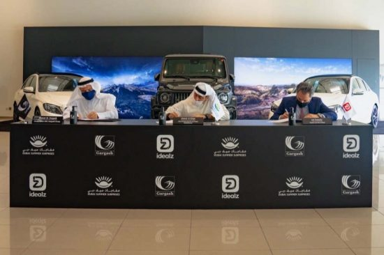 Dubai Festivals and Retail Establishment, Gargash, and Idealz Join Forces