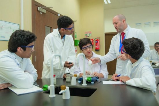 Two Abu Dhabi Based Schools Receive Prestigious British Schools