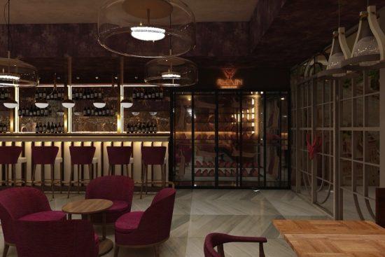 مطعم الستيك الفاخر الجديد Rhain سيفتح أبوابه شهر أغسطس المقبل