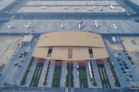 Dubai South VIP Terminal records over 346% increase