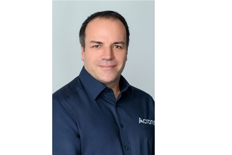 Acronis appoints Patrick Pulvermueller as Chief Executive Officer