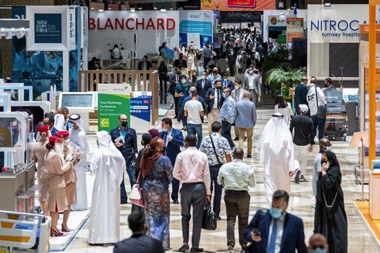 Arab Health and Medlab Middle East generated over AED767 million
