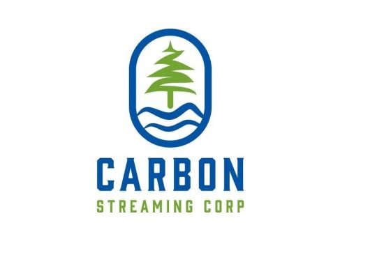 Carbon Streaming Provides Corporate Update & Webcast Details