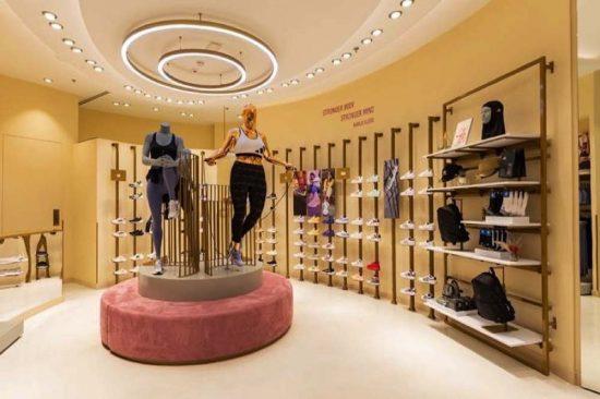 """""""أديداس"""" تفتتح أول متجر لها مخصص للنساء في """"مول الإمارات"""""""