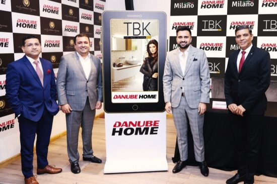 Danube Home launches their all new Tiles, Bathroom and Kitchen E-Catalogue!