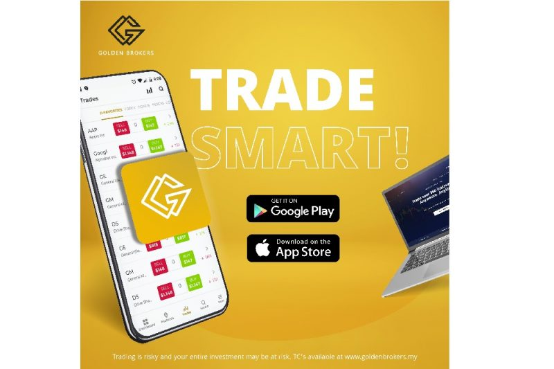 Golden Brokers: New App for Traders Launched