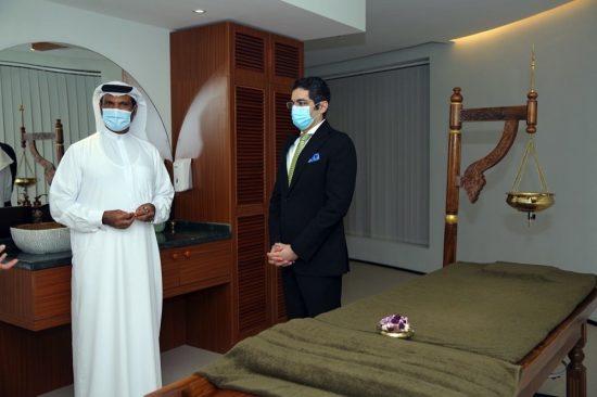 مركز سانثيجيري للرعاية الصحية الشاملة يطلق العيادة الأولى من نوعها في الإمارات