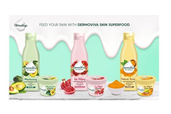 Dermoviva launches the region's first Skin Superfood range for nourished, soft and glowing skin!