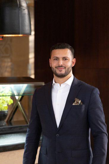 PARK HYATT ABU DHABI HOTEL AND VILLAS  WELCOMES NEW DIRECTOR OF F&B